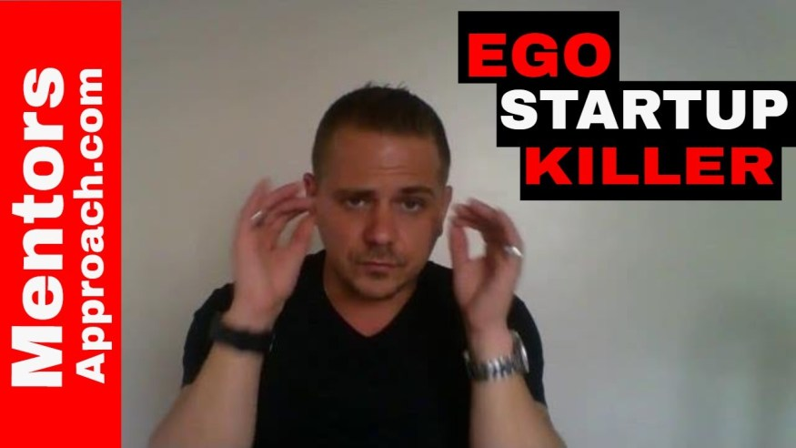 Startups, partners, and the Ego