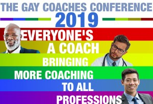 The Gay Coaches Alliance, 8th Annual Spring conference is May 2-5,2019. @ Easton Mountain Retreat