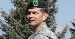 2016 Tillman Scholar Mike Pritts served 30 years in the military and is currently a podcast host at Mentors for Military and is working in the Fountain-Fort Carson School District in Colorado