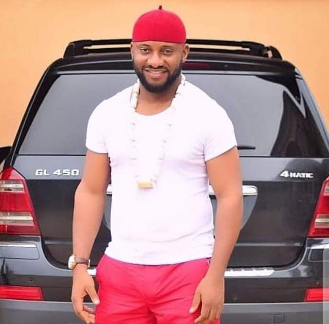 Nollywood Actor, Yul Edochie hints on why Money isn't Everything