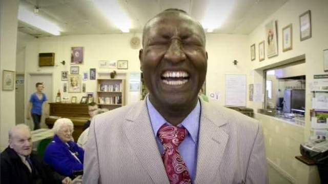 Man Who Holds World's Record of 'Longest Laughter'