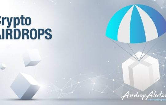 Cryptocurrency Airdrops —