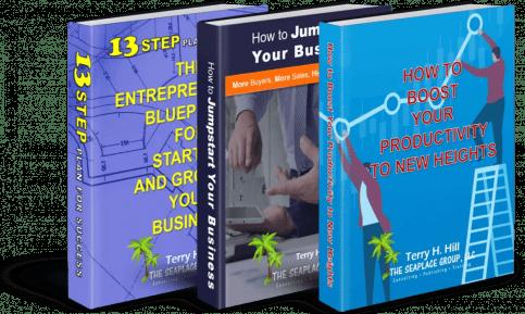 Image-The Entrepreneurs eBook Bundle