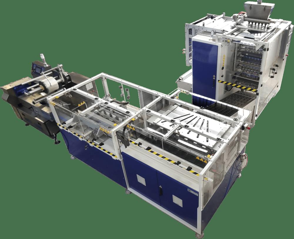yeast sachet packaging machine