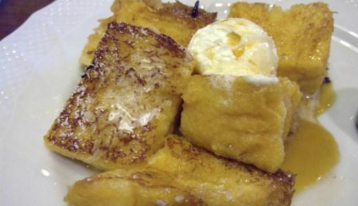 星乃珈琲のフレンチトーストを食べてみた。大人な味のふわとろ食感!