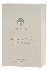Tri Phasic White Radiance Mask