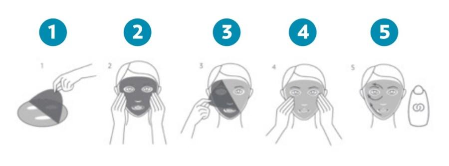 Petunjuk penggunaan Ageloc Galvanic Facial Mask