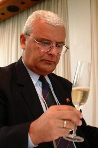 O enólogo Adolfo Lona
