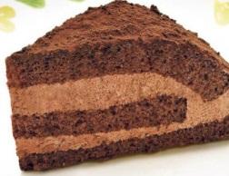 サイゼリヤ 「チョコレートケーキ」