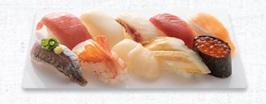 はま寿司のお持ち帰り「特選10貫」