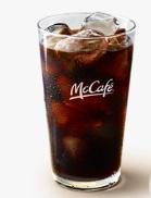 マクドナルド「プレミアムローストアイスコーヒー」