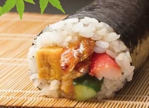 はま寿司のうなぎの太巻き2018