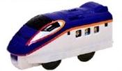 マクドナルドのハッピーセット「プラレール第2弾」E3系2000番代新幹線つばさ2018年11月30日~12月13日