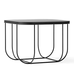 cage table black dark ash diag