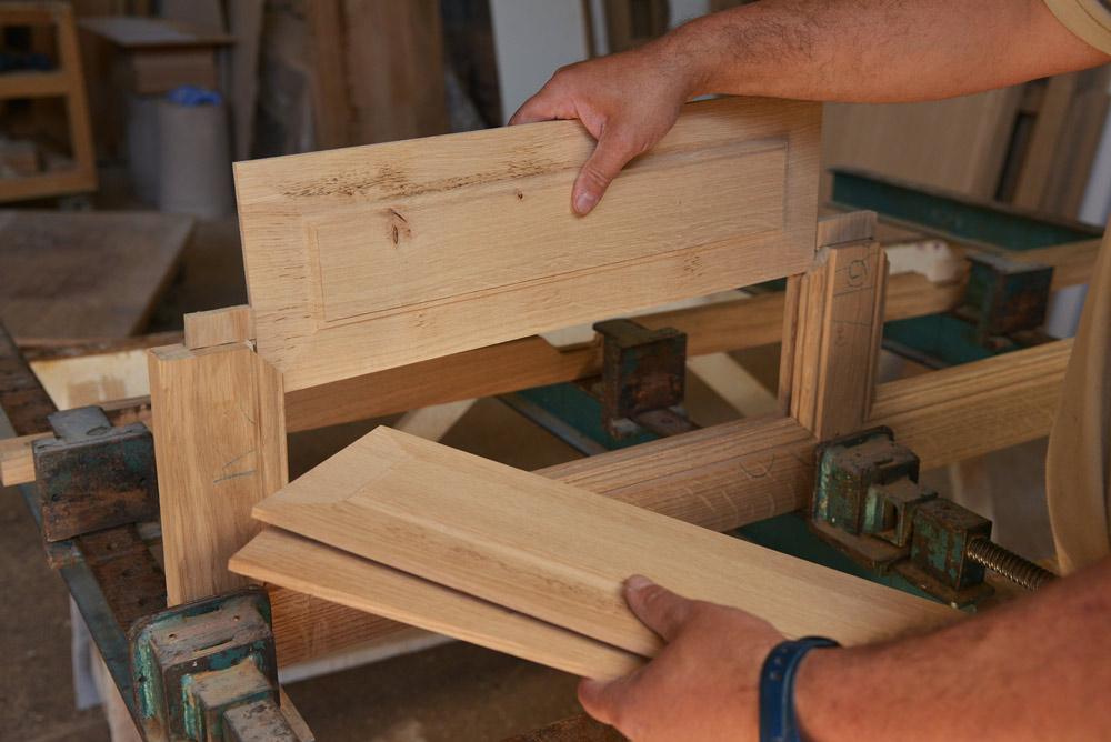 Création parquet bois Menuiserie Gresset Châtillon