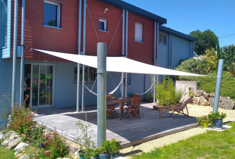 protections solaires chantier vienne 86 voile d'ombrage