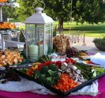 Veggie Tray Station by Menu Maker Catering, Nashville Tennessee