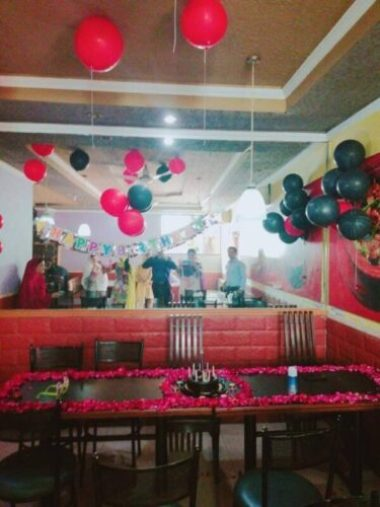 Kent Broast Lahore Birthday Celebration