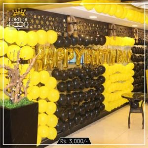 Lord Of Food Lahore Birthday