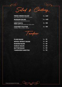 Fusion Grill Complete menu 3