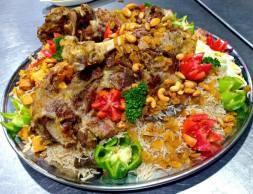 Chahaar Bagh Gujranwala Platter
