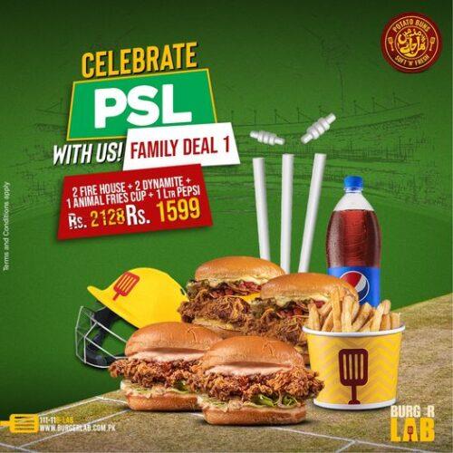 Burger Lab Restaurant deals 1