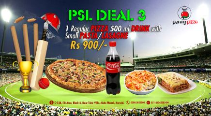 Penny Pizza PSL Deal 2