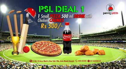 Penny Pizza PSL Deal