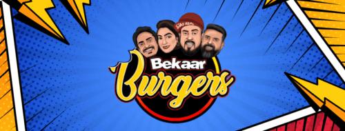 Bekaar Burgers Karachi Menu