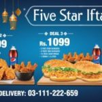 CP Five Star Ramadan Deals