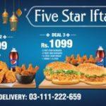 CP Five Star Ramadan Deals