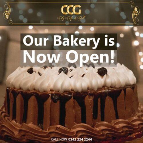 City Cafe & Grill Bakery