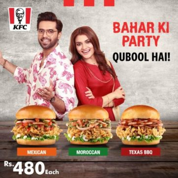 Don't Make These Mistakes While Choosing a Burger in Pakistan