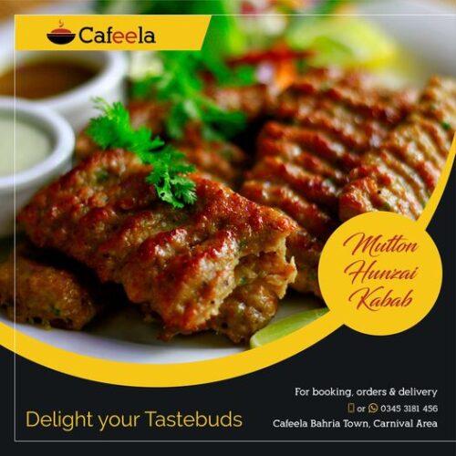 Cafeela Restaurant Specialty
