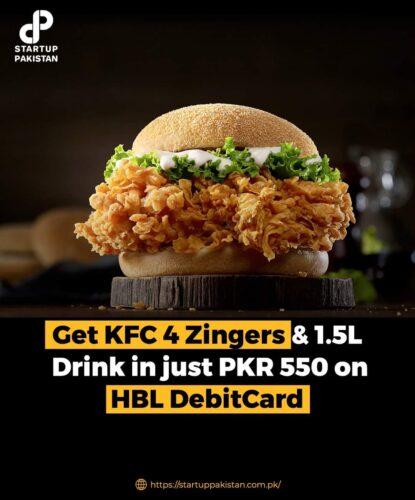 KFC Debit Card Deals
