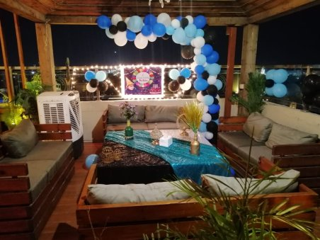 Sky Lounge Faisalabad Birthday Celebration