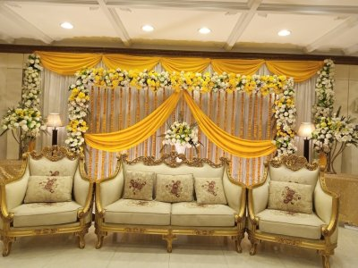 Taj Mahal Banquet Hall Photos