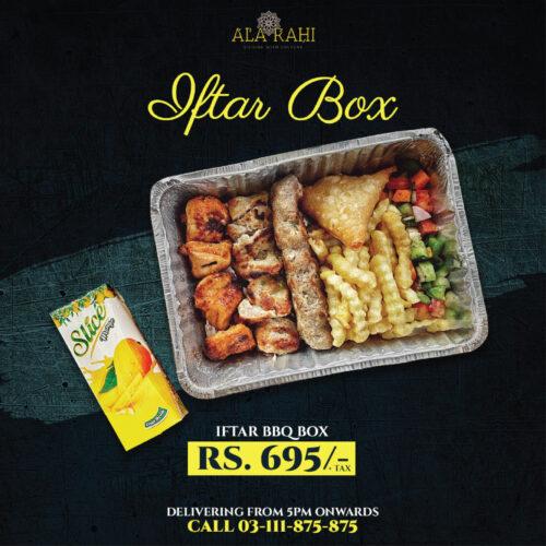Ala Rahi Iftar Deals