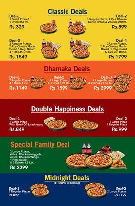 Italiano Pizza Deals