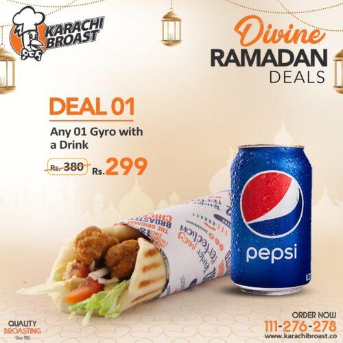 Karachi Broast Ramadan Deals
