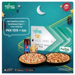 pizza hut HBl deal
