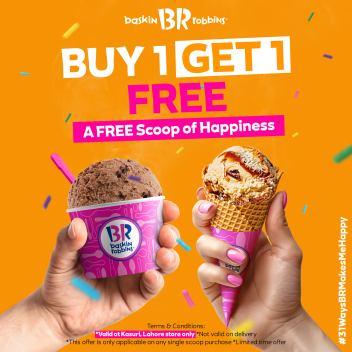 Baskin Robbins Deals