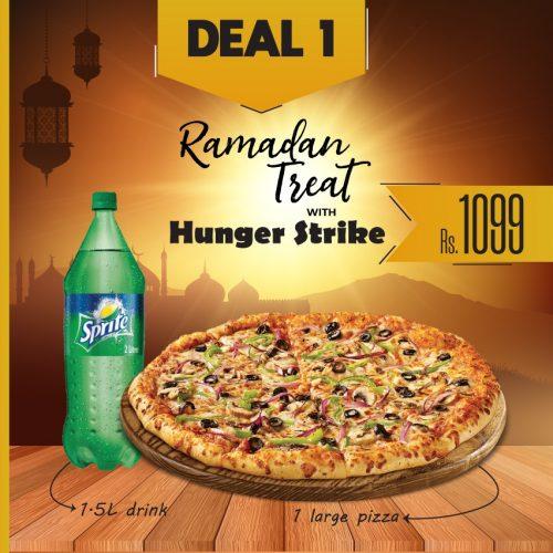 Hunger Strike Lahore Deal