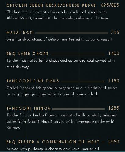 LA Messa Restaurant Lahore Grill