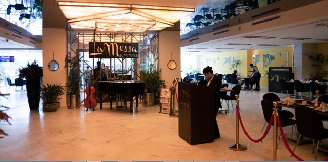 LA Messa Restaurant Lahore Pictures