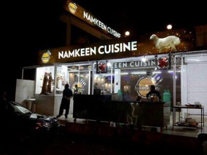 Namkeen Cuisine Islamabad Pics