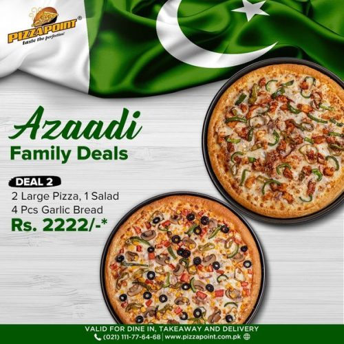 pizza point deals