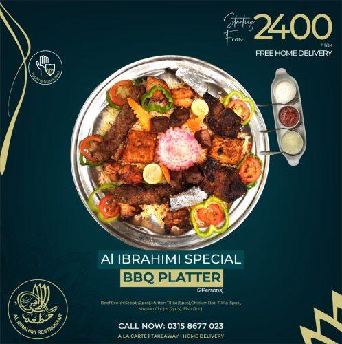 Al Ibrahimi Restaurant Specialty