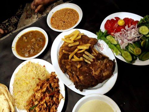 mubarak food specialty