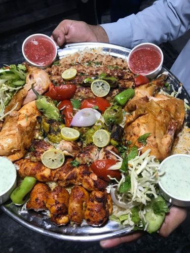 Bannera Rooftop Faisalabad Platter